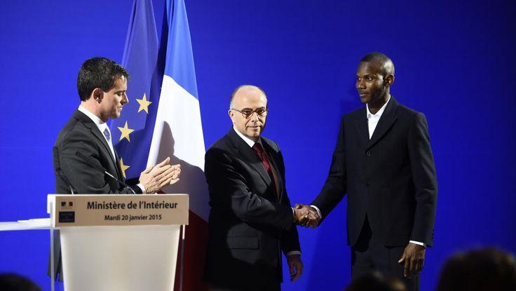 RFI - Lassana Bathily, naturalisé français pour acte de bravoure