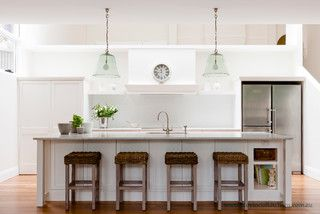 Brook Street - traditional - kitchen - sydney - by Provincial kitchens
