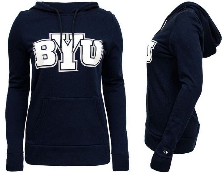 BYU Store - Ladies BYU Hoodie - Champion