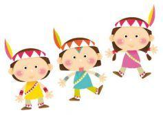 Сценарий детского дня рождения  «Настоящие индейцы»