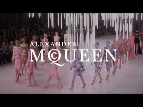 Alexander McQueen | Women's Spring/Summer 2012 | Runway Show