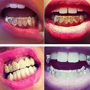 teeth grills for girls - Google Search | Vida Vee | Grillz ...