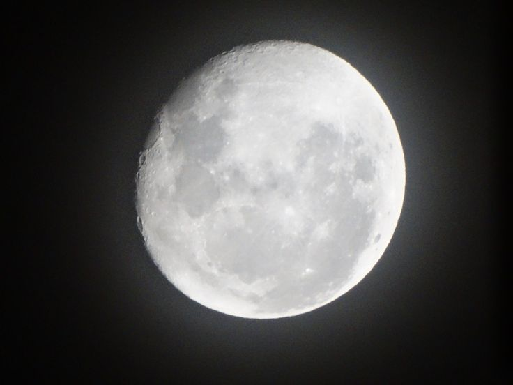 few days after full moon, Mauritius