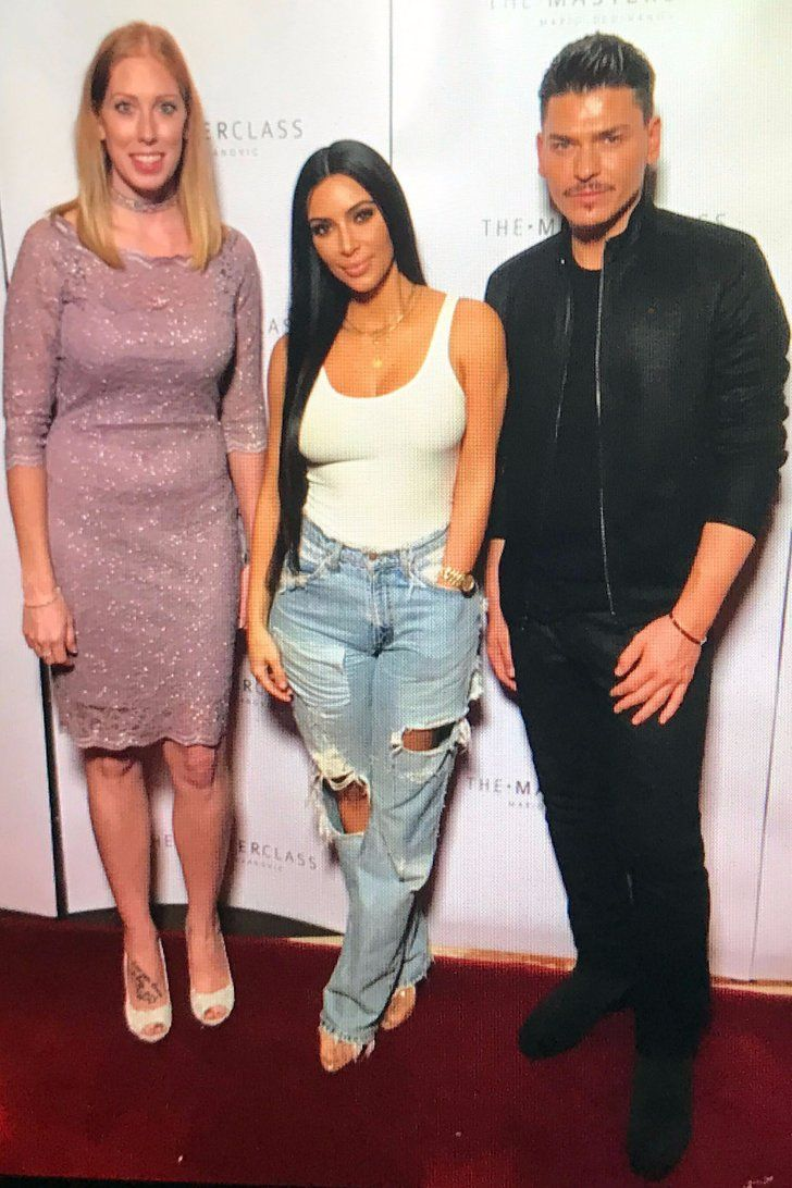 Kim Kardashian Makes Her First HighProfile Appearance