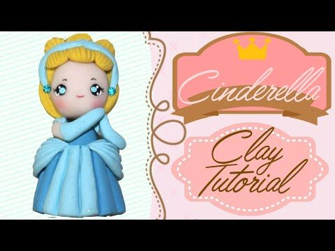 ♥Cinderella Tutorial♥ (DISNEY PRINCESSES SERIES) - YouTube...it was so cute I want to try something like that someday XD