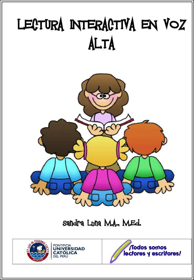Lectura interactiva en voz alta - Cuadernillo de trabajo   Sandra Luna - Academia.edu