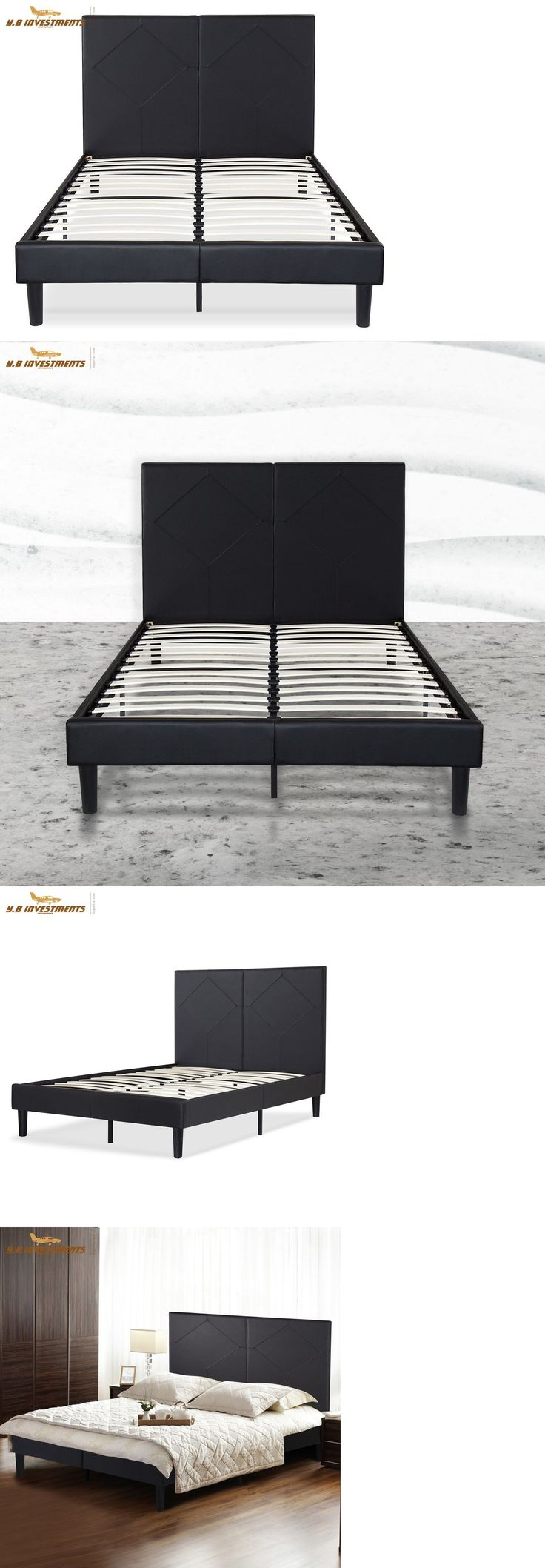 best  modern wood bed ideas only on pinterest  timber bed  - beds and bed frames  modern wood black queen size bed frame platformwith headboard