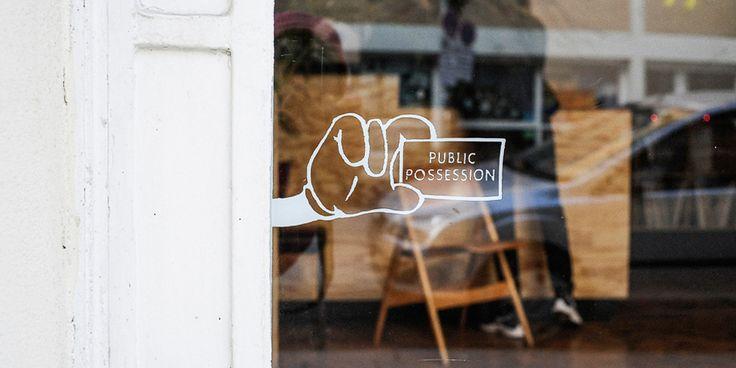 Public Possesion Record Shop
