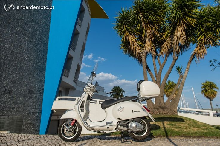 Vespa GTS 125 Super - Test drives - Andar de Moto