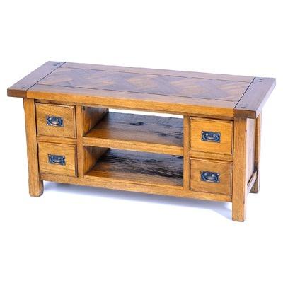 Ancient Mariner Mango Inlaid TV Cabinet | Wayfair UK (£375)