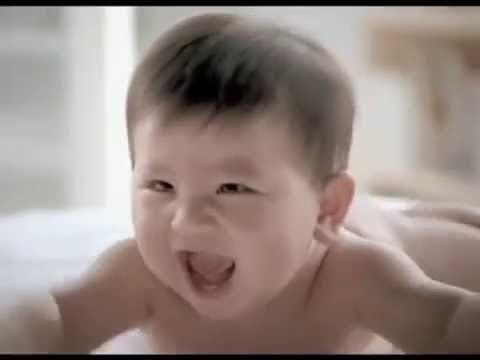Johnson's Baby wipes TVC - YouTube