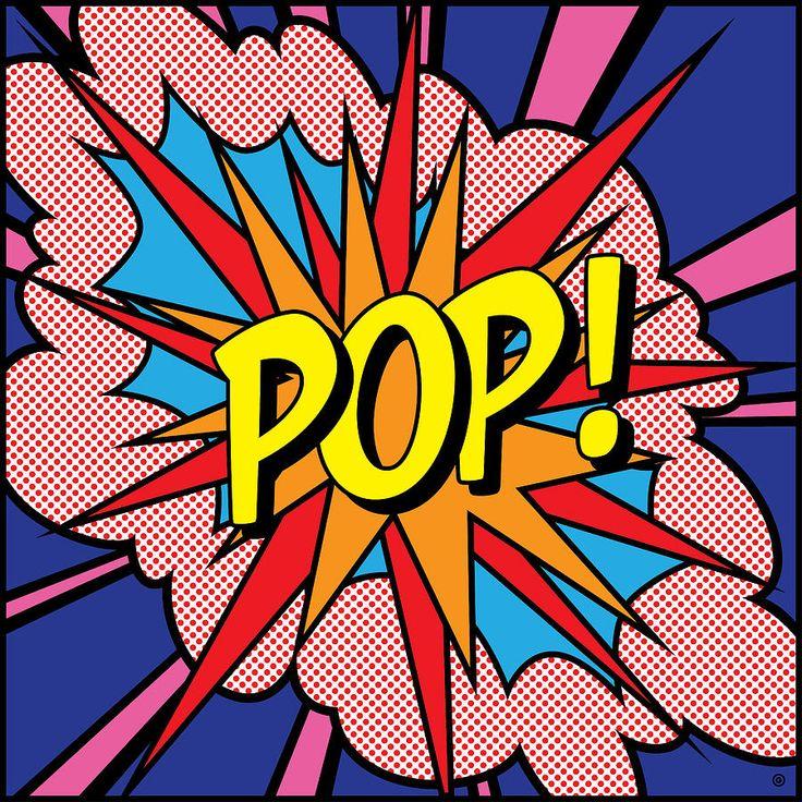25+ best ideas about Art pop on Pinterest | Pop art comics, Pop ...