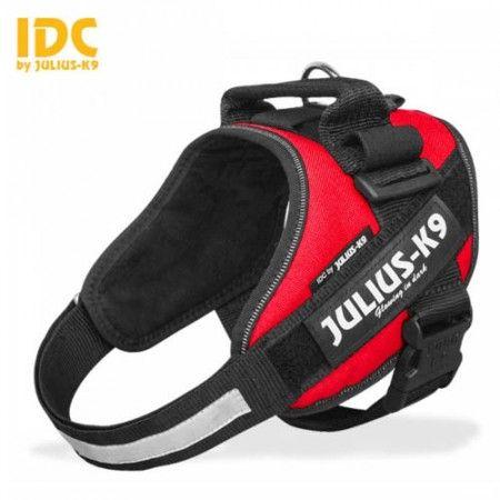 Julius K9 IDC-Powerharness 0 Red - Julius-K9 Julius-K9 IDC-Powerharness IDC 0 - globaldogshop.com