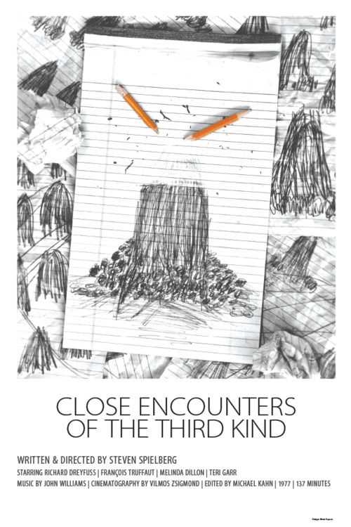 close encounters of the third kind by matt dupuis