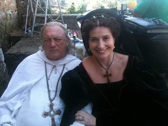 John Doman & Assumpta Serna. Borgia, Faith and Fear