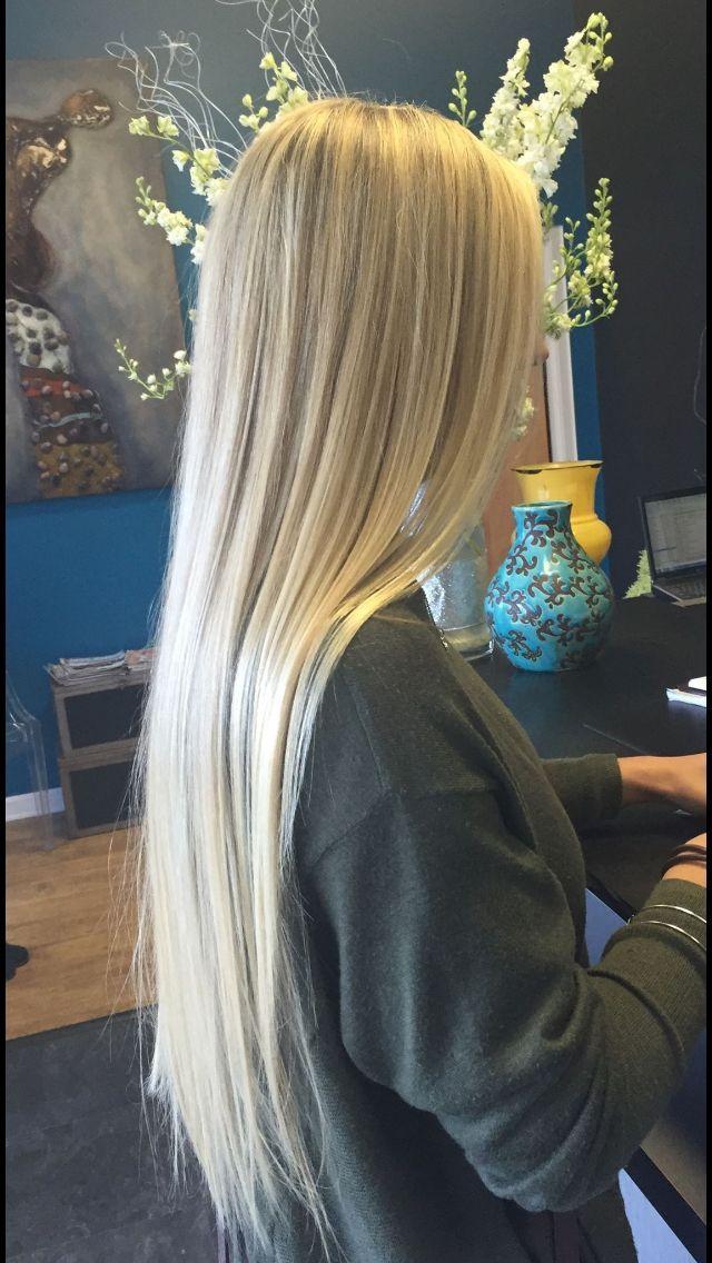 Blonde – #Blonde #naturlocken