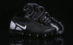 f18a893c14 Unisex Nike Air VaporMax Flyknit 2. 0 W Dark Stucco Obsidian Habanero Red  Grey Fog 942842 010 Men's Women's Running Shoes