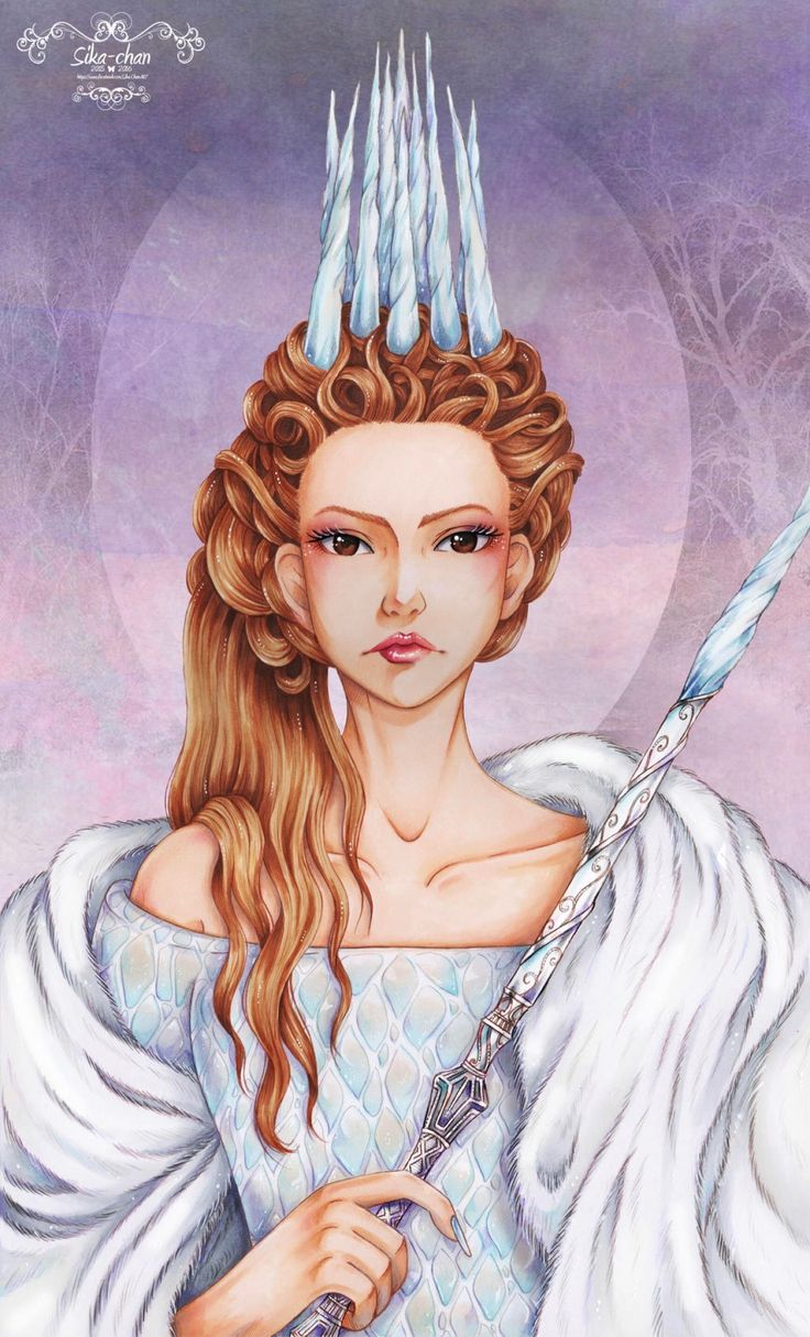 Maxicarry disney jadis white queen chronicles of
