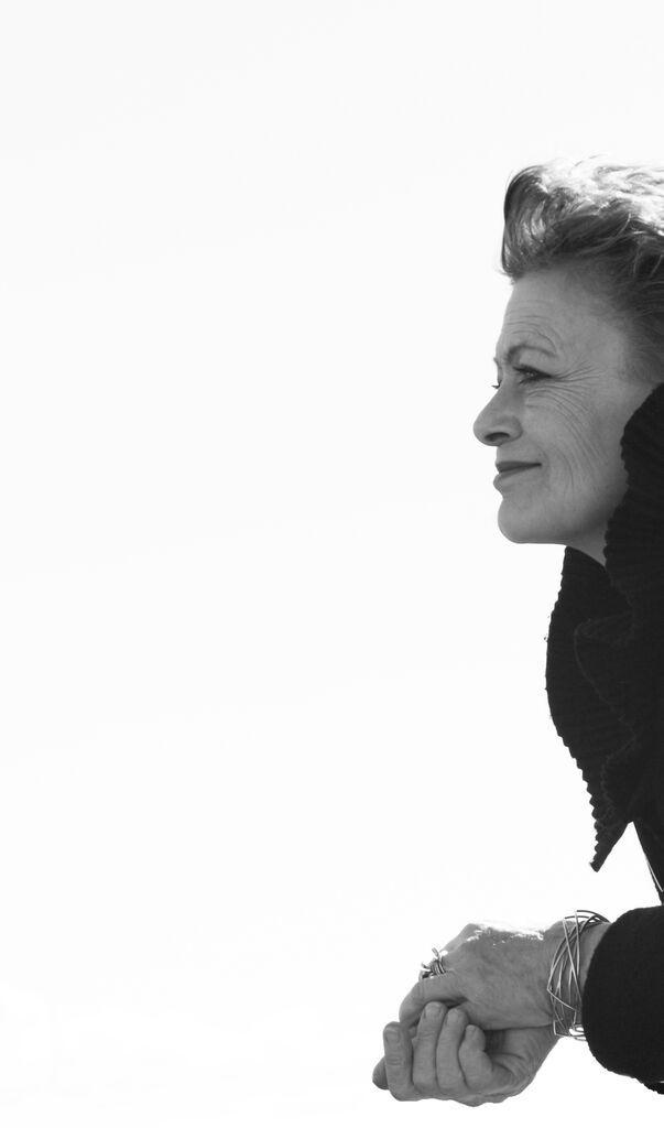 #Businessportrait Jytte Kløve - Black & White - EffectPhoto