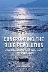 "Like the Green Revolution of the 1960s, a ""Blue Revolution"" has taken place in global aquaculture. Geared towards quenching the appetite of privileged consumers in the global North, it has come at a high price for the South: ecological devastation, displacement of rural subsistence farmers, and labour exploitation. The uncomfortable truth is that food security for affluent consumers depends on a foundation of social and ecological devastation in the producing countries."
