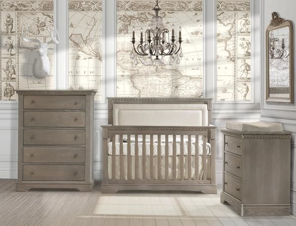 Inspired by Mediterranean architecture and epic poems, our oak Ithaca Collection incorporates contemporary lines, top dentil reliefs, etched drawer fascia, notched kickplates andantique knobs. Ithaca showcases our new brushed finish technique, which was inspired by the serene snowcovered Canadian landscape. The brushed finishing process opens up thepores of the oak allowing us to deposit a slight white patina in its grooves, imparting a mild 'weathered' look. It is offered in thre...