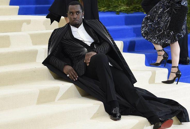 Самые богатые знаменитости - Американский рэп-исполнитель Шон Комбс (Diddy)