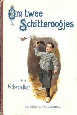 Om twee schitteroogjes. Door W.G. van de Hulst.