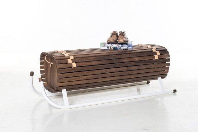 The PULK Sledge (Bench) by Herman Studio