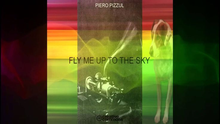 Fly me up to the sky
