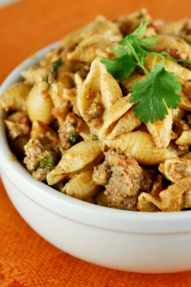 Taco Pasta Quick and Easy and REALLY Delicious! Great Week Night Meal!!!!