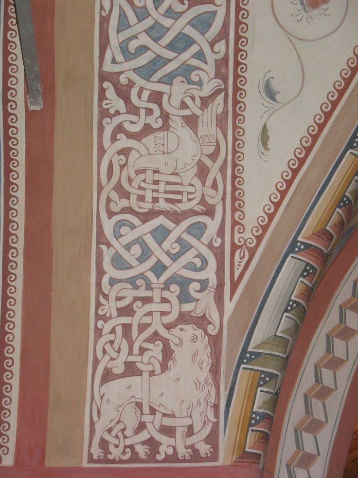 Роспись Трапезной палаты в Троице-Сегриевой Лавре. | 64 фотографии