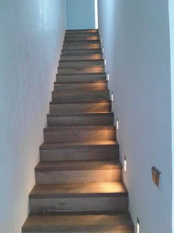 アルムネカールの家 - インテリア階段の設計