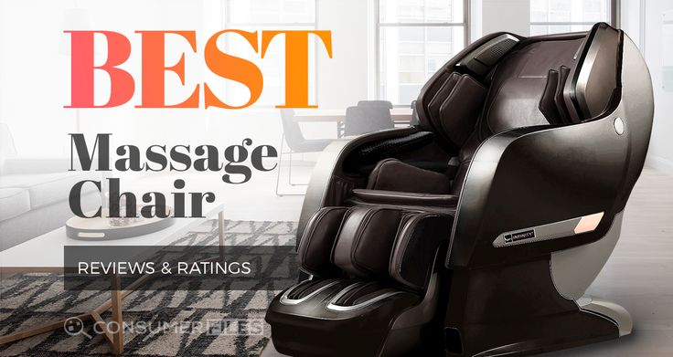 You're going to love this full review of the best massage chairs of 2017.