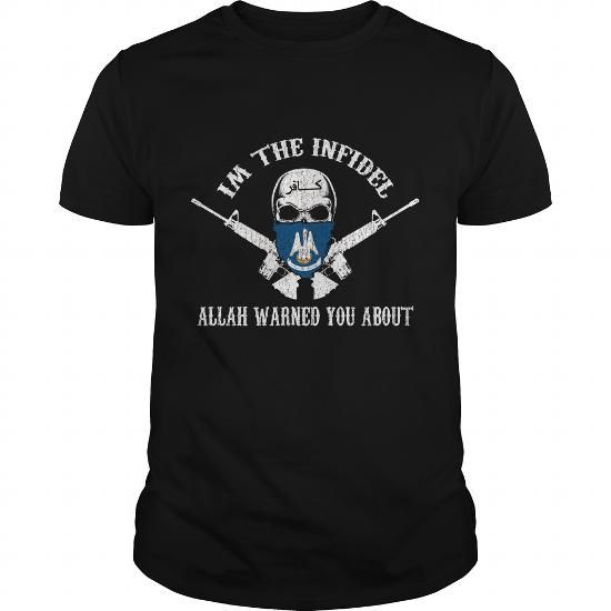 IM THE INFIDEL Louisiana #name #tshirts #ALLAH #gift #ideas #Popular #Everything #Videos #Shop #Animals #pets #Architecture #Art #Cars #motorcycles #Celebrities #DIY #crafts #Design #Education #Entertainment #Food #drink #Gardening #Geek #Hair #beauty #Health #fitness #History #Holidays #events #Home decor #Humor #Illustrations #posters #Kids #parenting #Men #Outdoors #Photography #Products #Quotes #Science #nature #Sports #Tattoos #Technology #Travel #Weddings #Women