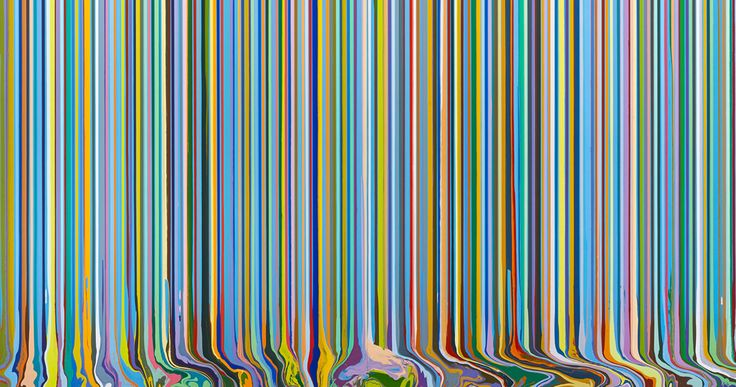 fluoro is giving away a limited edition Swatch Art Special watch created in collaboration with iconic artist Ian Davenport.