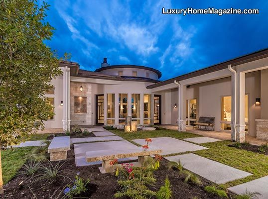 Incredible Estate That Boasts True Luxury In San Antonio, TX | View This  Home At