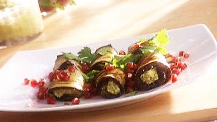 Roulades d'aubergines farcies par Heidi Hollinger - Ethnic ...