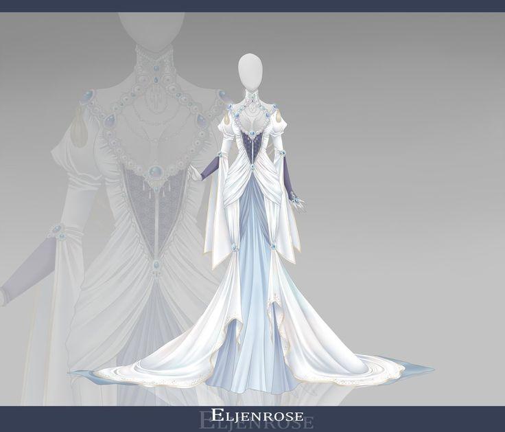 Vestido de cristal