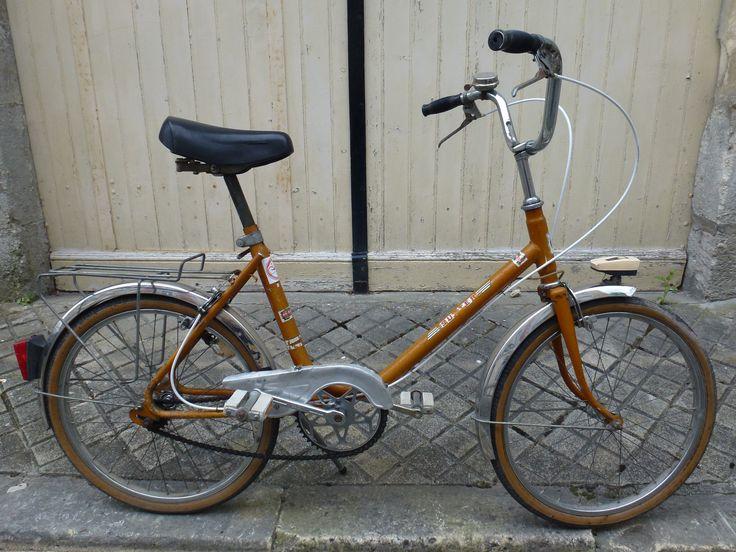 Mini-vélo Sutter