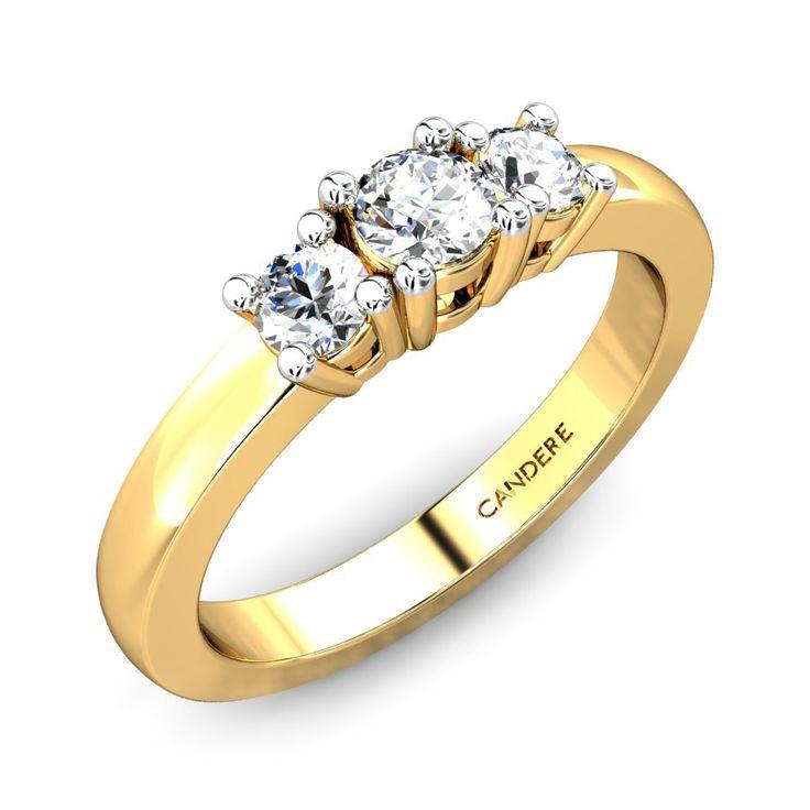 Farha Diamond Ring