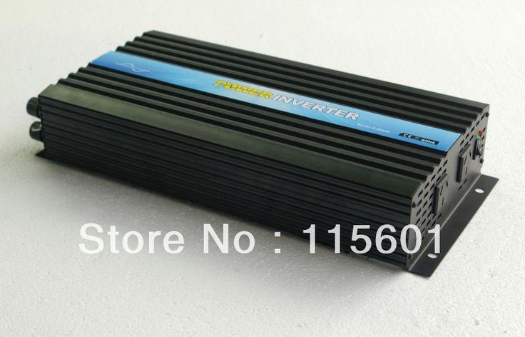 24v220v 2000w Solar Air Conditioner Inversor, 2kw Inversor Free Shipping #Affiliate
