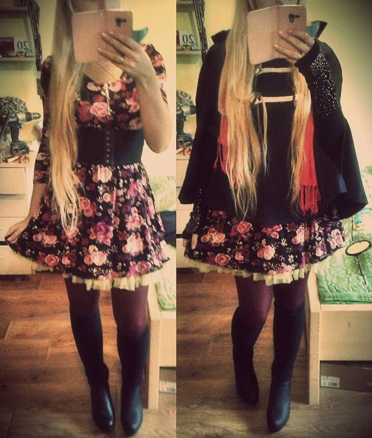#kawaii #girl #girly #korean #japanstyle #sweet #lovely #cute #outfit #ulzzang #inspiration #asian #kpop #fashion #dress #coat #dresscoat #dress #longhair #verylonghair #very #long #hair #longbraid #blondehair #blonde
