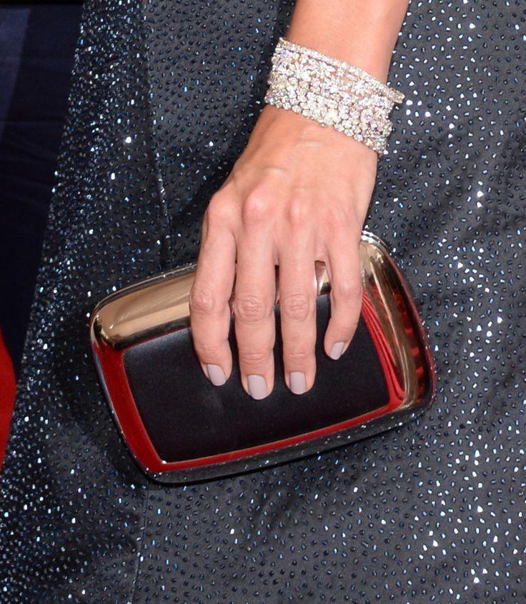 Знаменитости ногтей от премии показывают красные ковры 2015 | POPSUGAR красоты