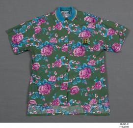 """Stuart Membery """"Fez"""" shirt."""
