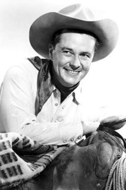 Tim Holt in ''Wagon Train'' 1940  Poster