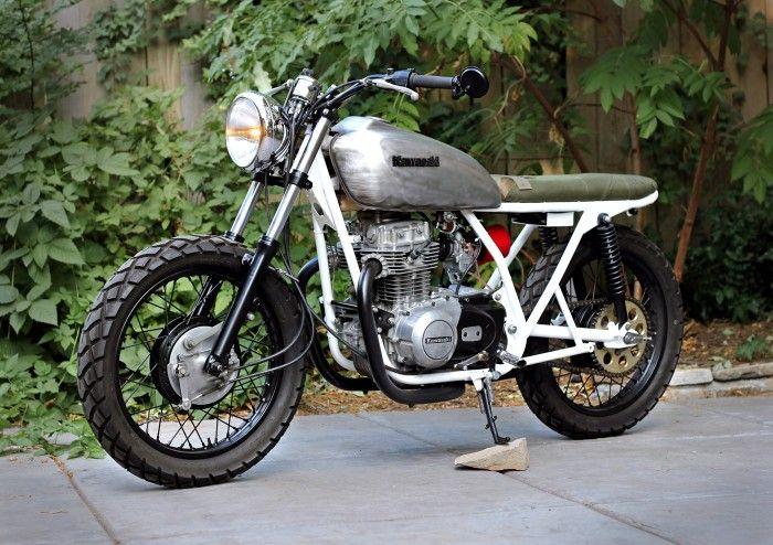 Lukes Kz400 7 700x494 Jpg 700 494 Kawasaki