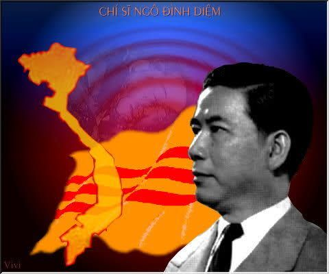 After the French were driven out South Vietnam elected Ngo Dinh Diem as its president.It soon became clear that Diem was basically a puppet for the Americans