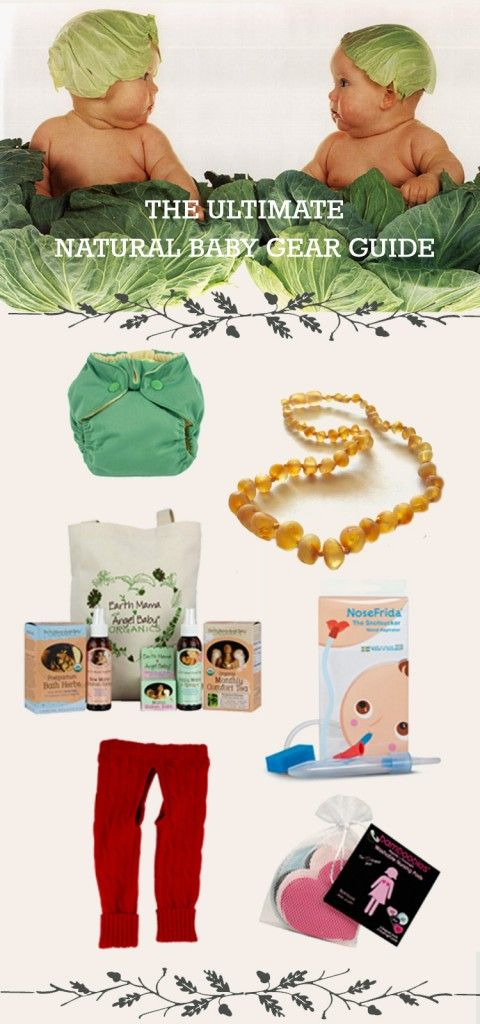 The Ultimate Natural Baby Gear Guide. We have Inspired by Finn amber necklaces in our office at Active Life! This is a great list!