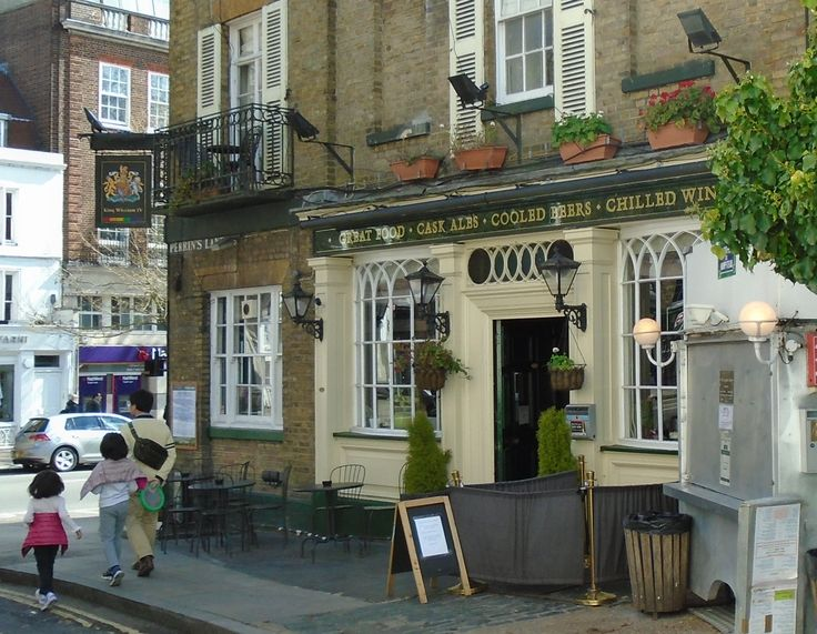 king william iv pub hampstead