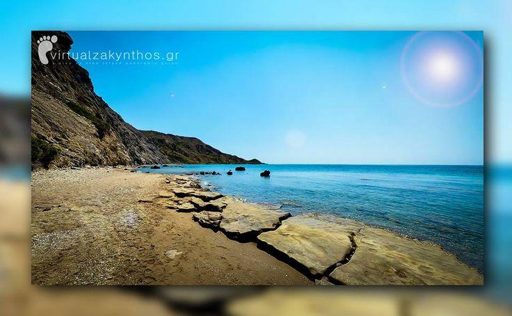 Dafni beach, vasilikos resort Zakynthos (Zante).